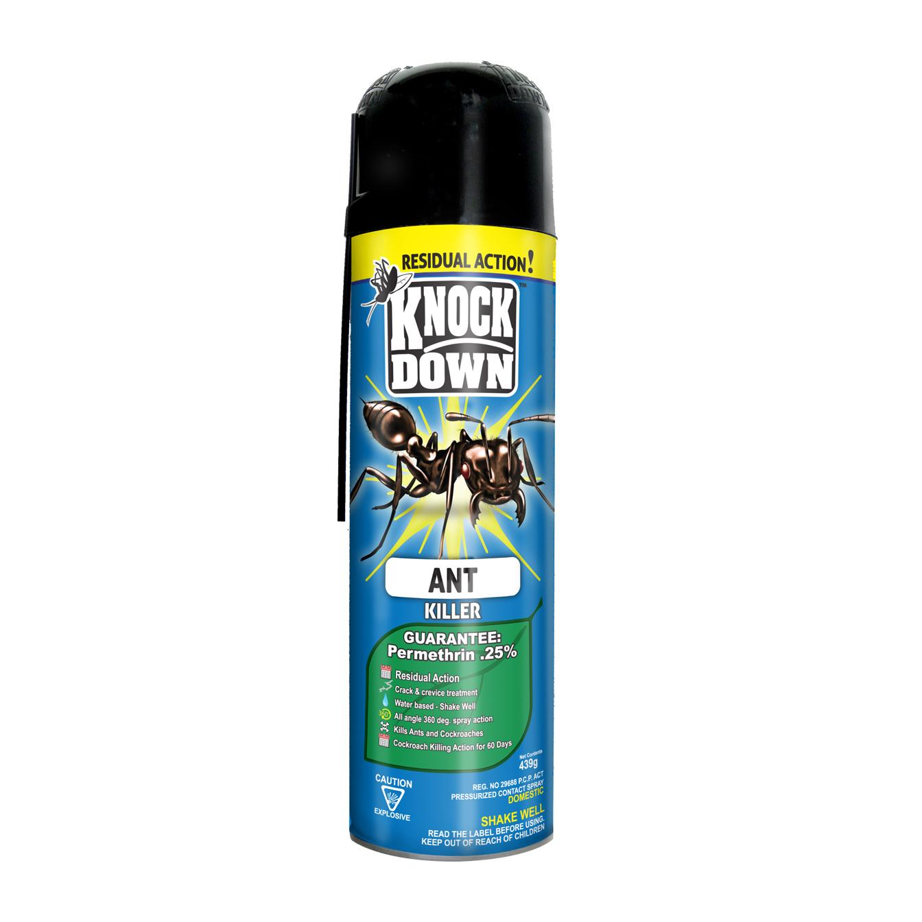 Kd Ant Killer Domestic 439g 12 Cs Kd102d Viceroy Distributors