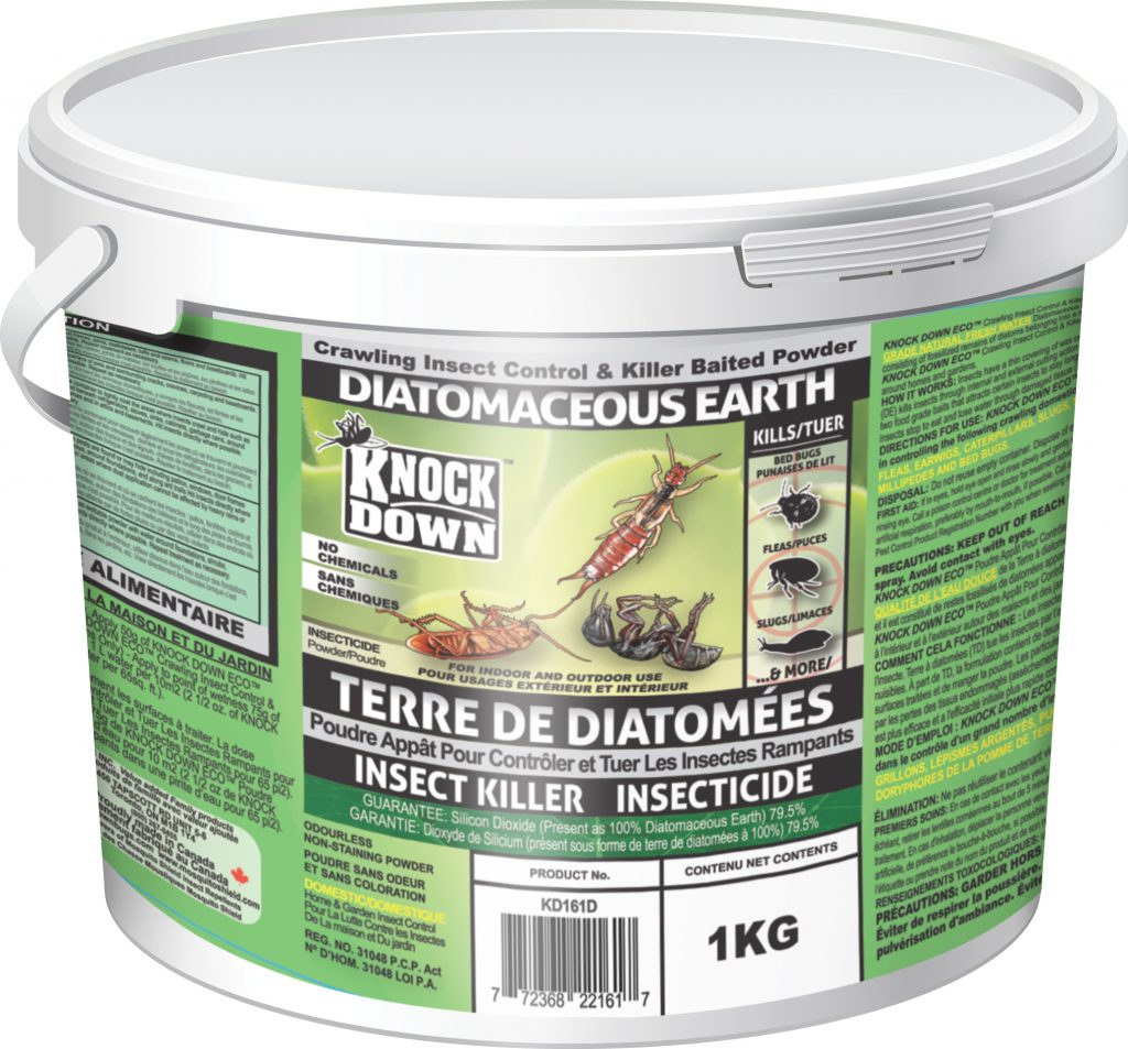 Knock Down Diatomaceous Earth 1kg Viceroy Distributors