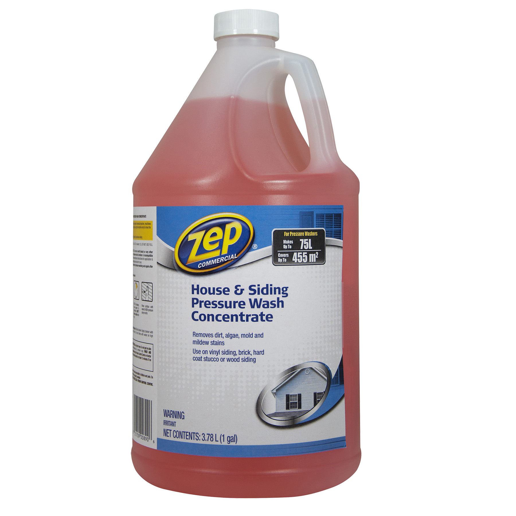 Zep House Amp Siding Pressure Wash Concentrate 1 Gal
